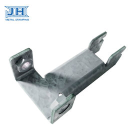 CNC OEM Construction Hardware Galvanized Metal Steel Stamping Part